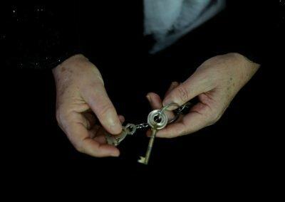 Fragment I - Ebtesam : Les clés